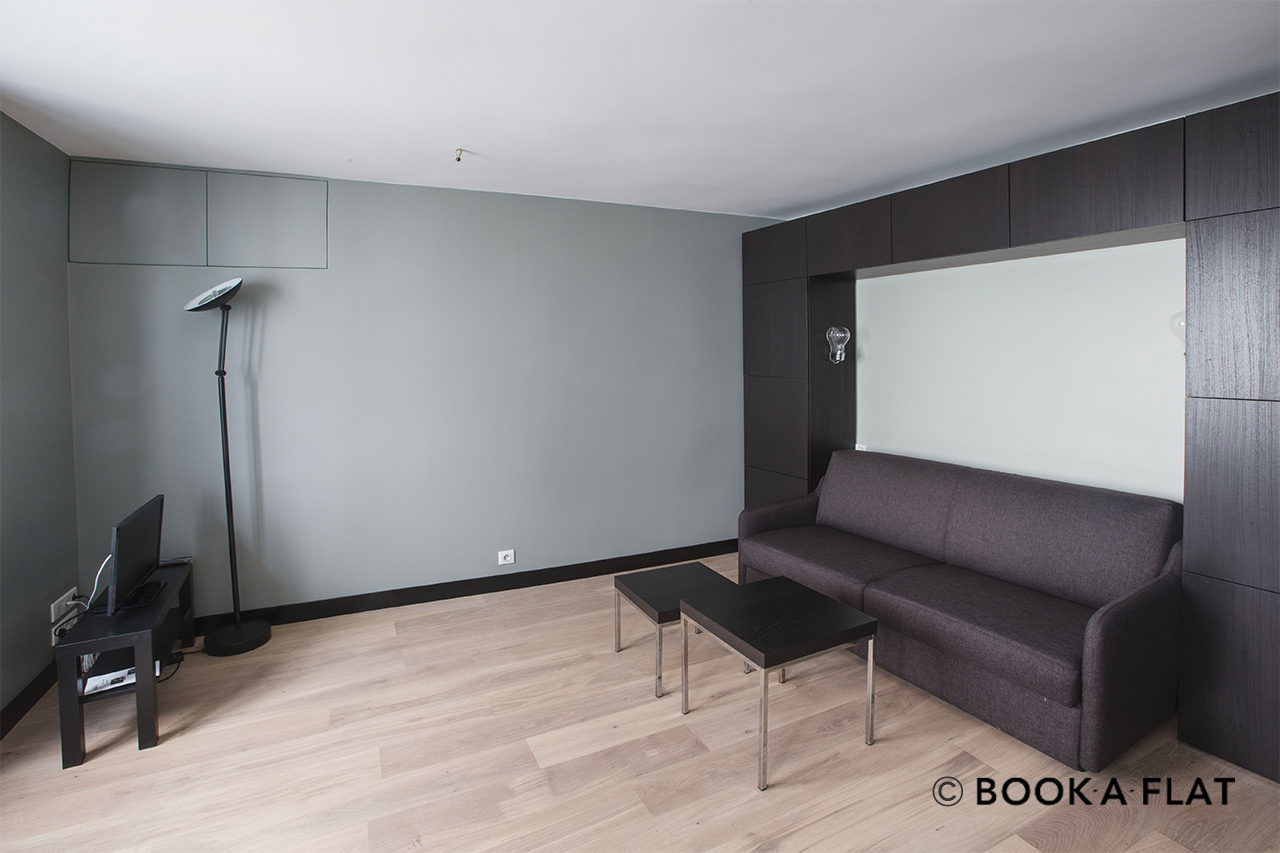 Apartment Paris Rue Saint Lazare  2