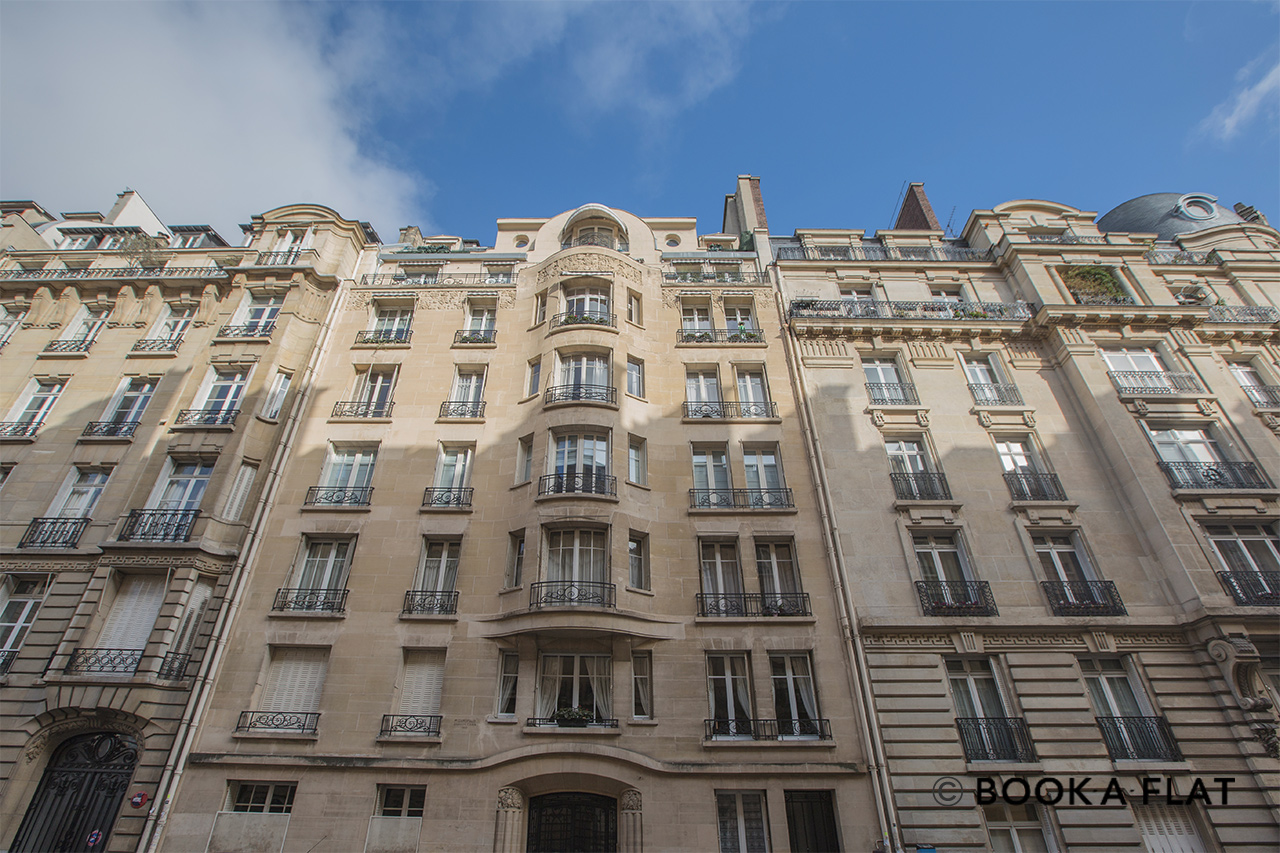 Квартира Paris Rue Beaujon 10