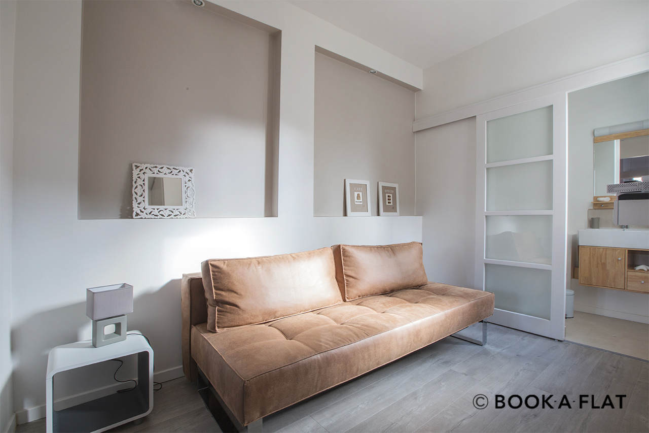 Furnished apartment for rent Paris Rue Beaujon