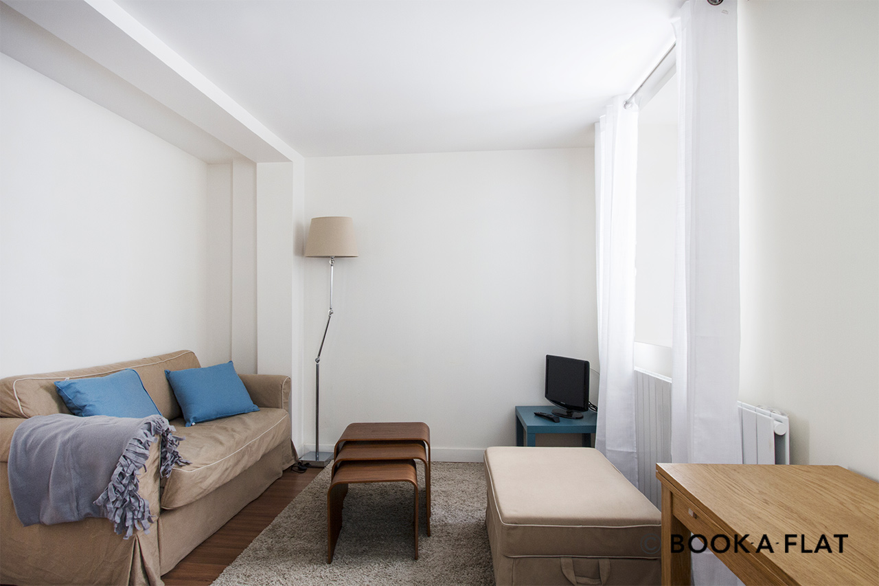 Furnished apartment for rent Paris Rue Rollin