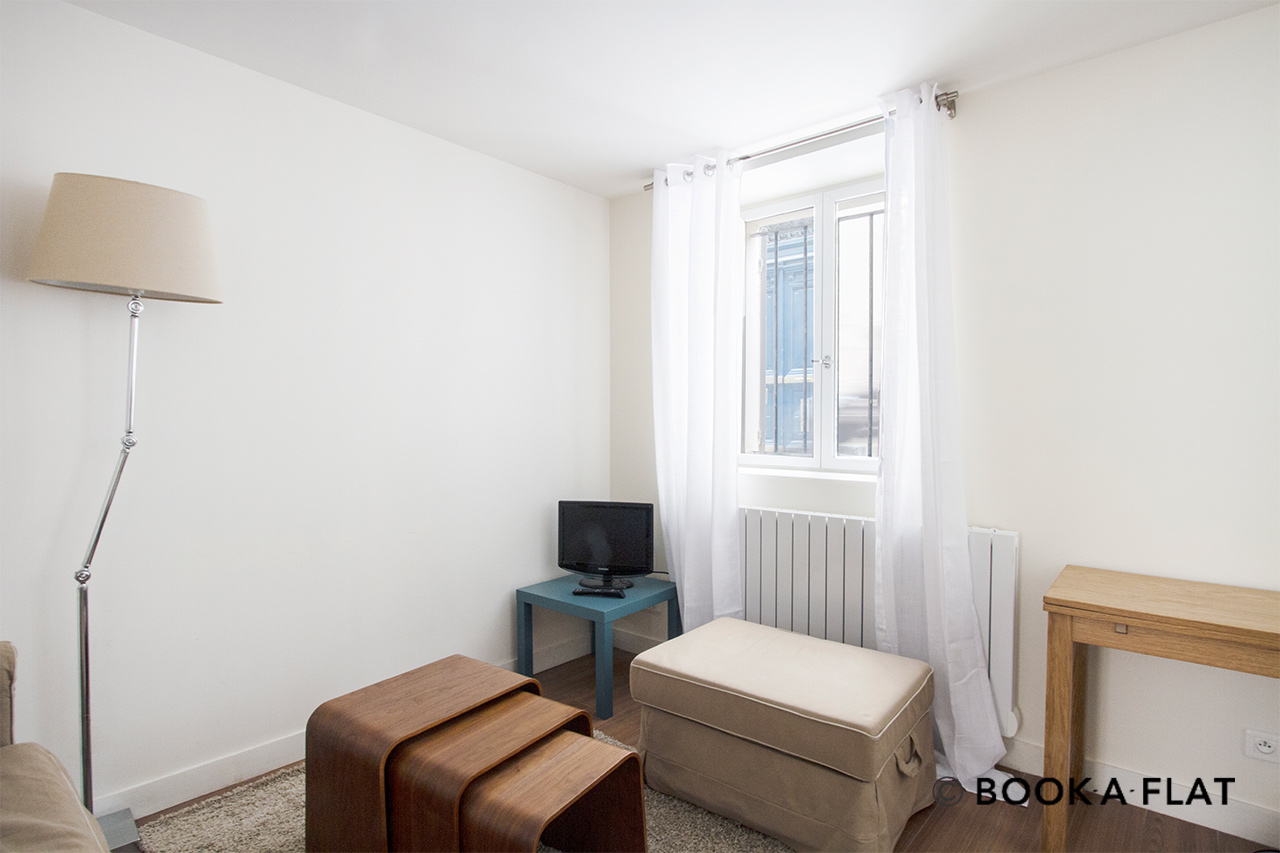 Paris Rue Rollin Apartment for rent