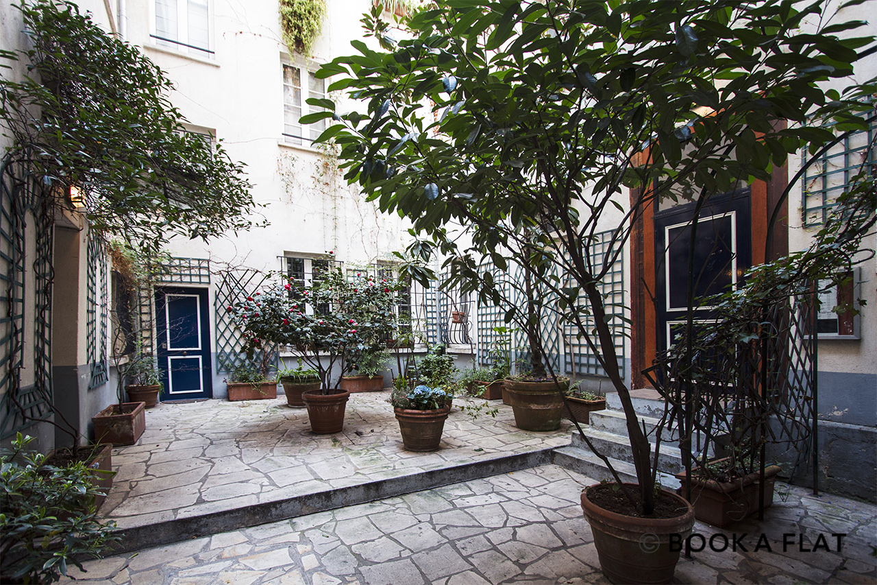 Appartement Paris Rue de Cléry 13