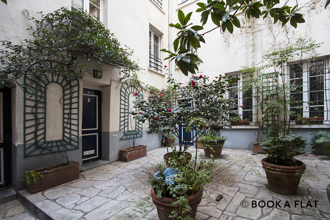 Appartement Paris Rue de Cléry 12