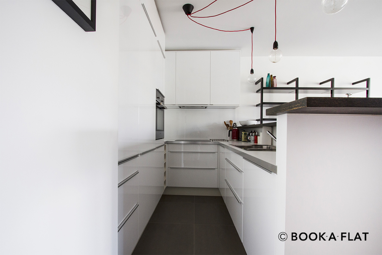 Appartement Paris Rue de Crimée 7