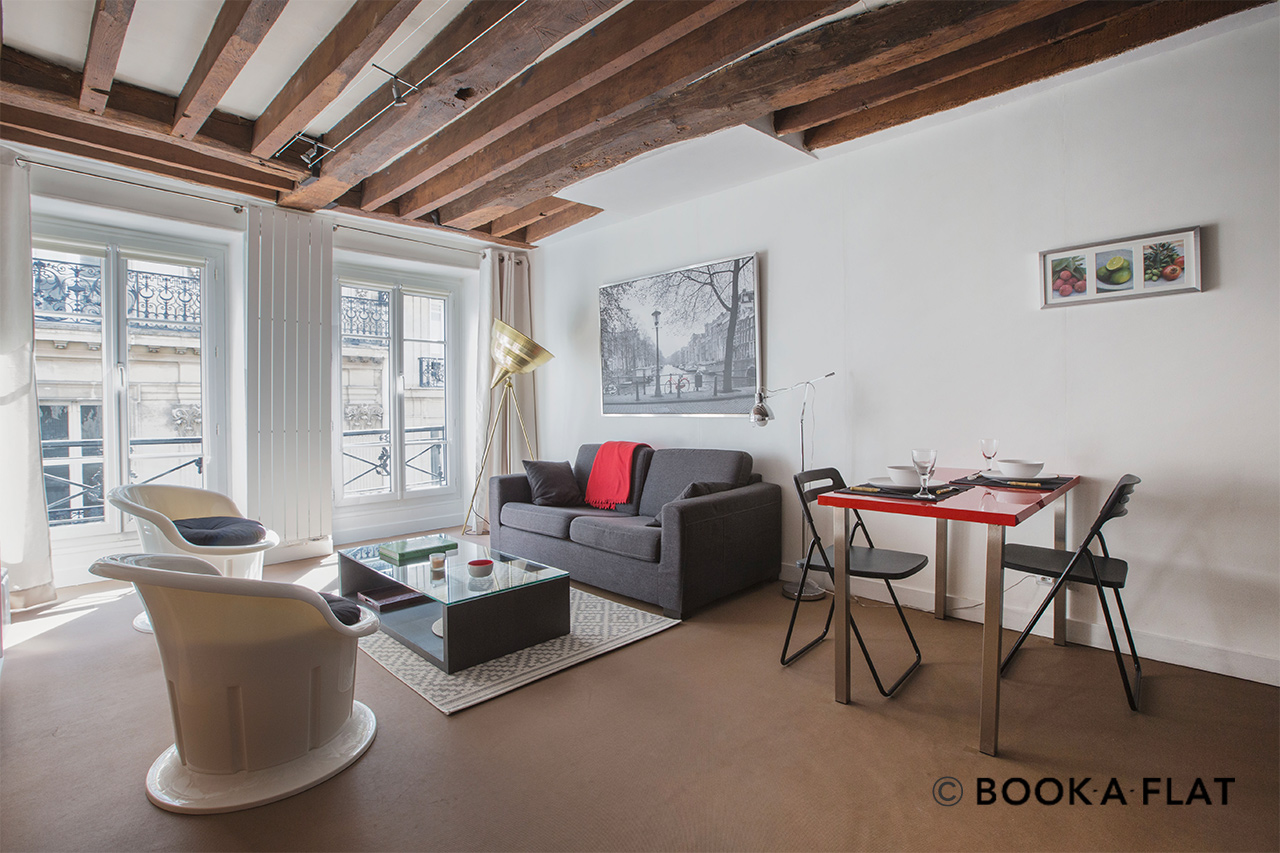 Paris Rue des Anglais Apartment for rent