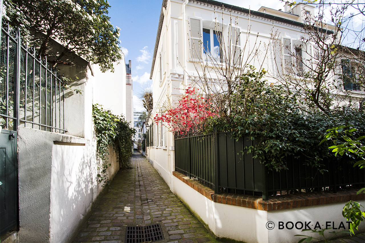 公寓 Paris Rue Parent de Rosan 13
