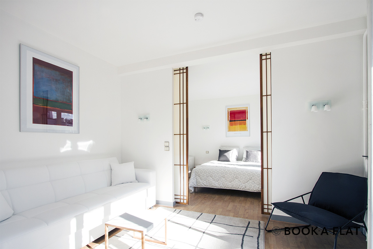 Appartement Paris Rue Parent de Rosan 4