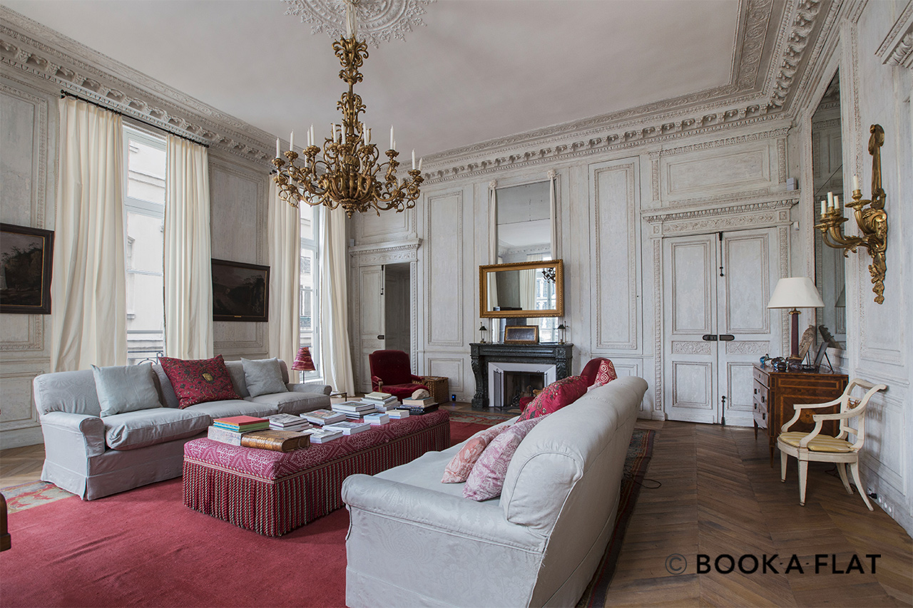 Appartement Paris Rue Vide Gousset 2