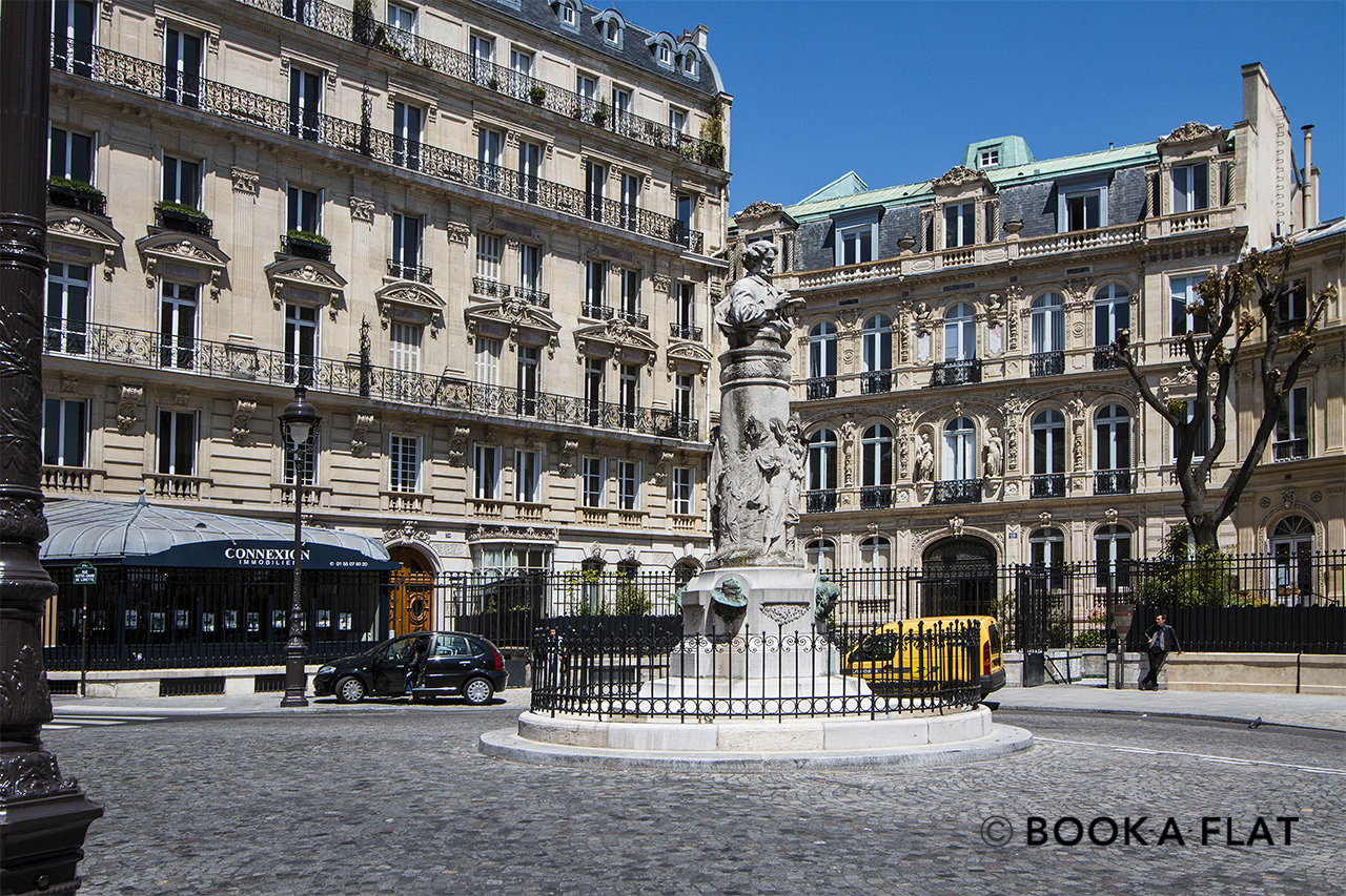 Apartment Paris Rue Saint Lazare 14