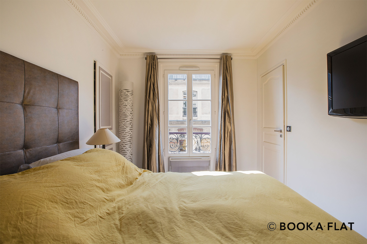 Appartement Paris Rue du Foin 9