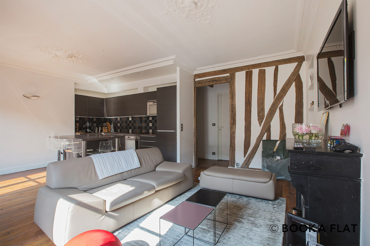Appartement Paris Rue du Foin 5