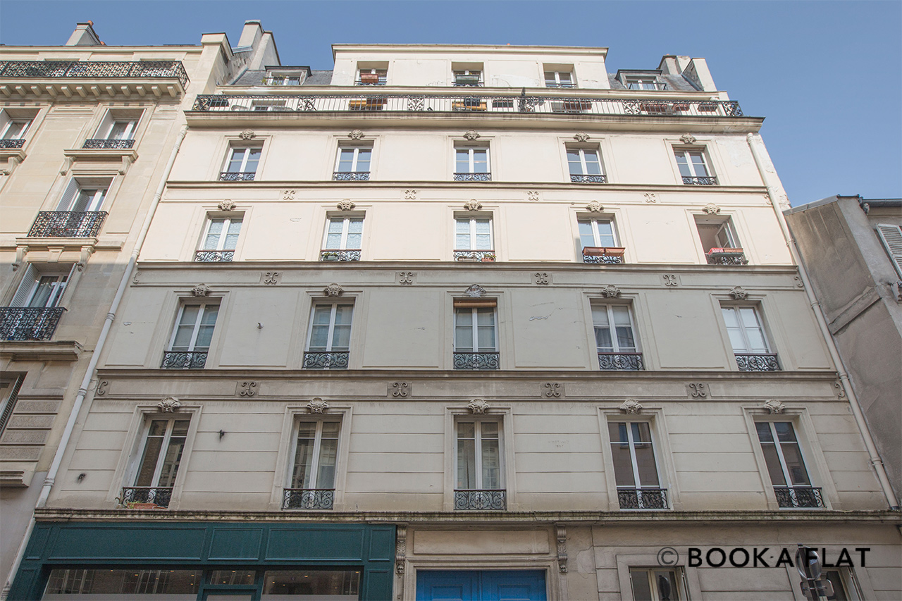 Appartement Paris Rue du Foin 13