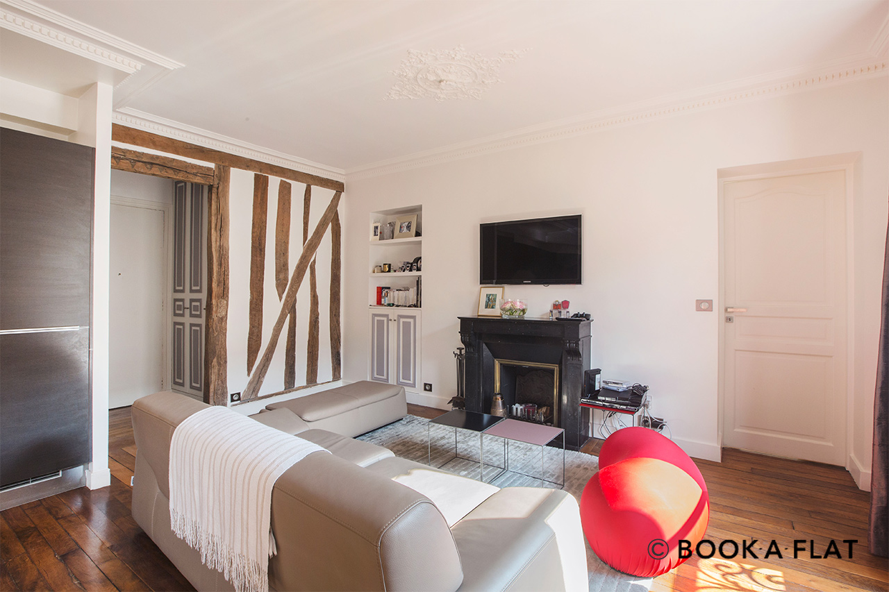 Appartement Paris Rue du Foin 2