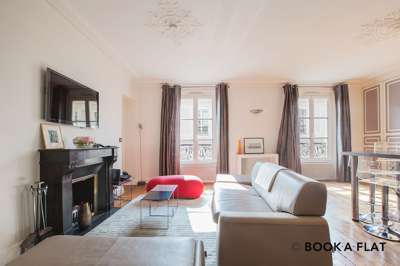 Appartement Paris Rue du Foin 3