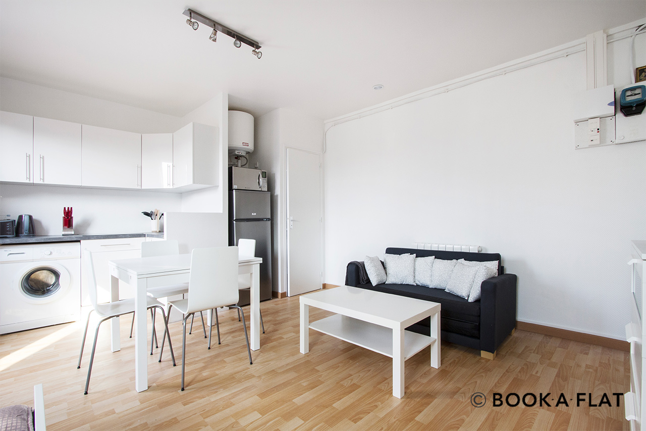 Furnished apartment for rent Paris Rue de Rennes