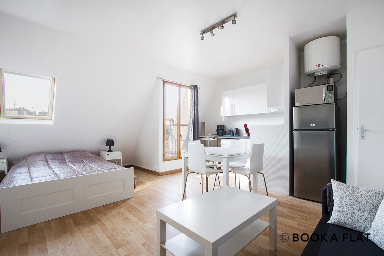 Apartment Paris Rue de Rennes 7