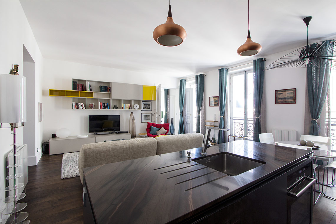 Apartment Paris Rue de Bellechasse 3