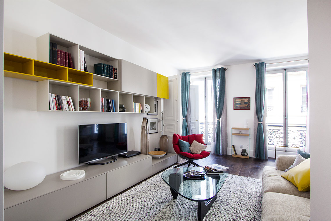 Paris Rue de Bellechasse Apartment for rent