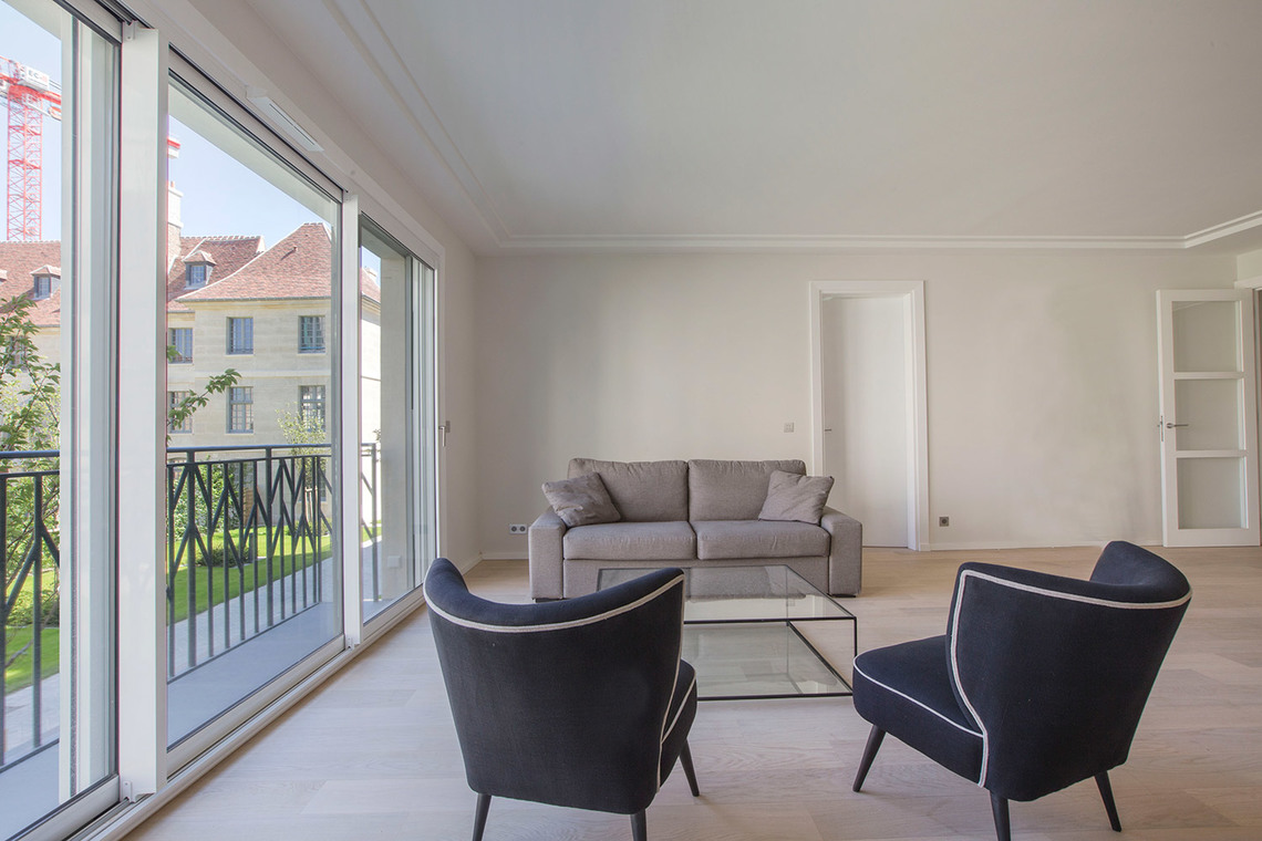 Appartement Paris Rue Vaneau 3