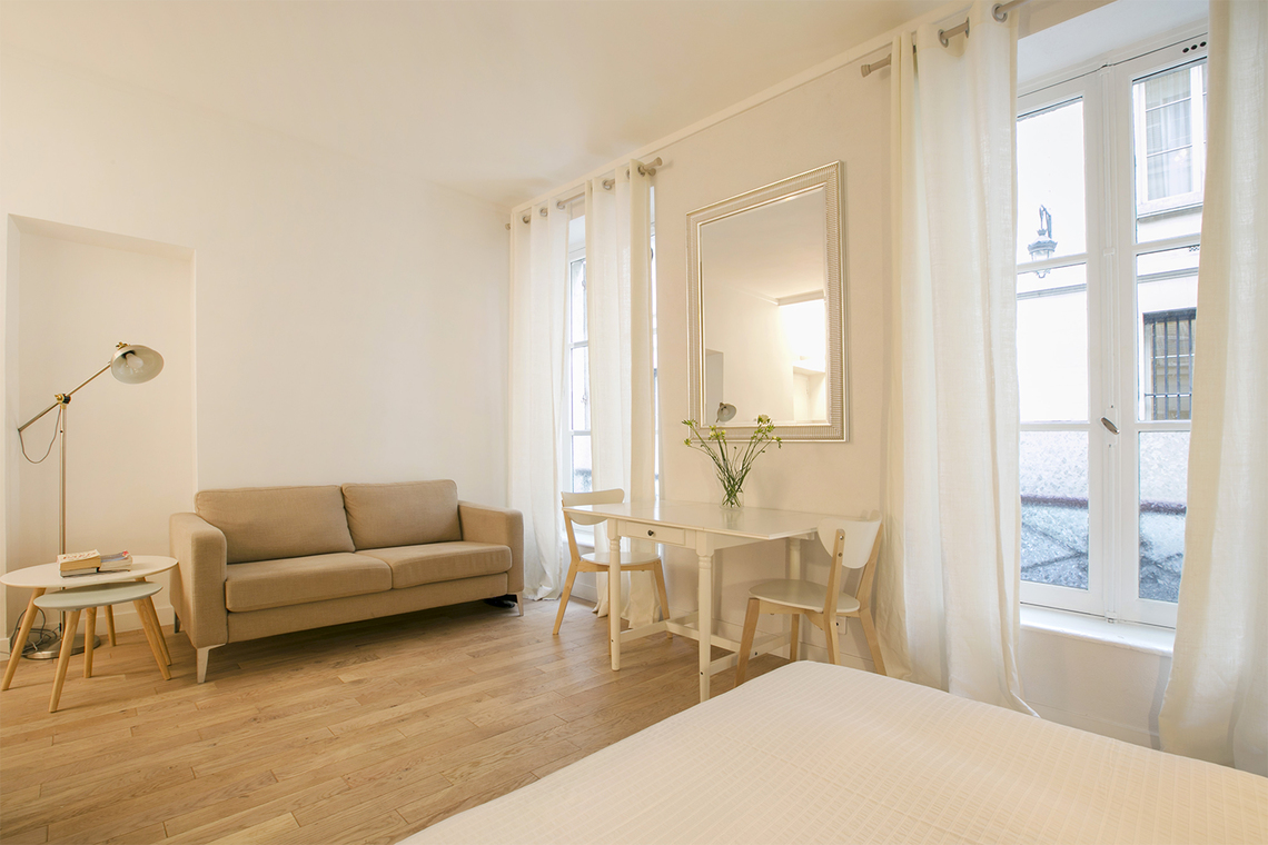 Paris Rue du Mont Thabor Apartment for rent