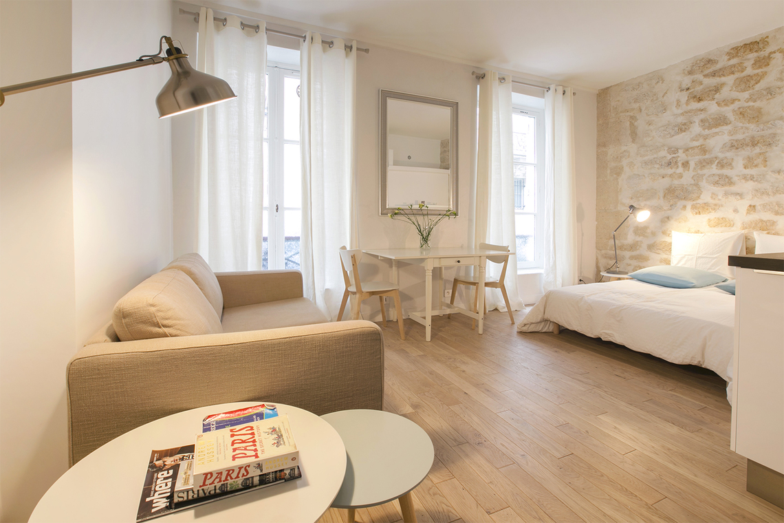 Apartment Paris Rue du Mont Thabor 4