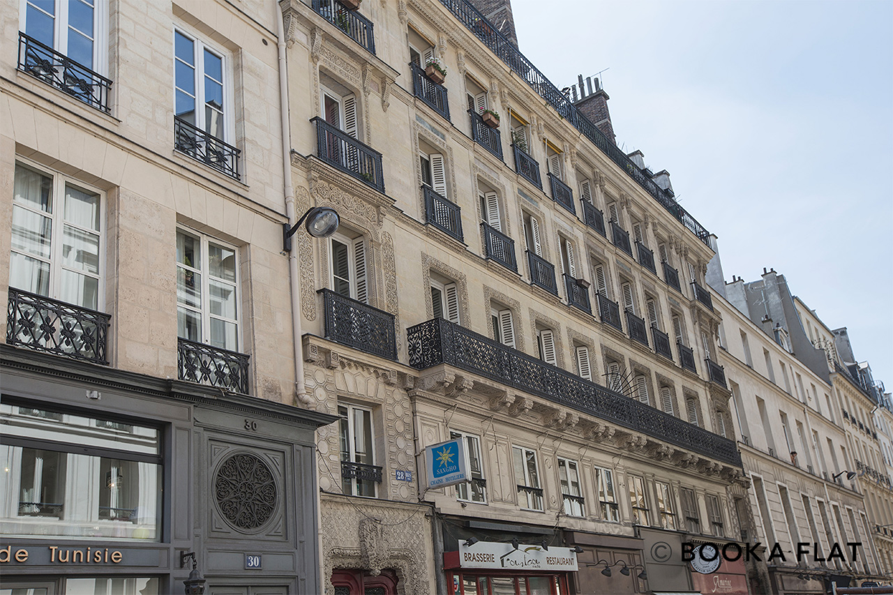 Квартира Paris Rue de Richelieu 12