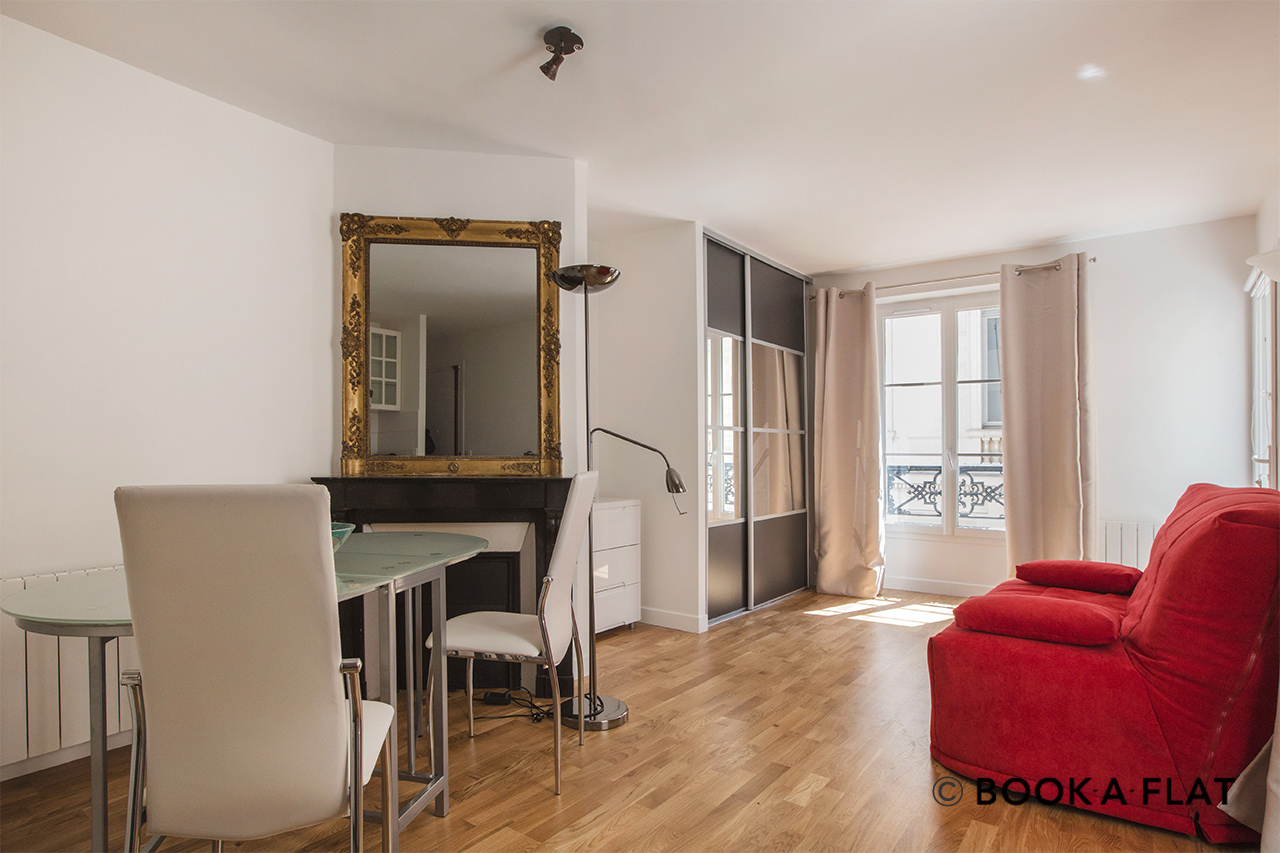 Paris Rue de Richelieu Apartment for rent