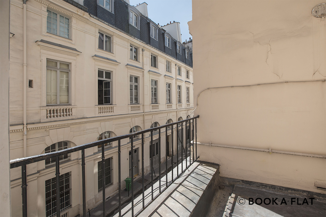 Квартира Paris Rue de Richelieu 10