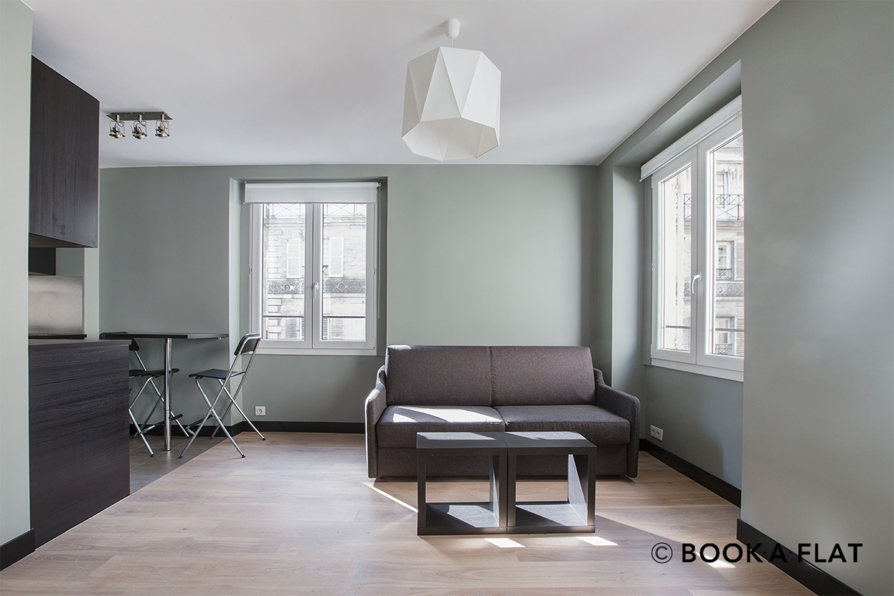 Appartement Paris Rue Saint Lazare 10