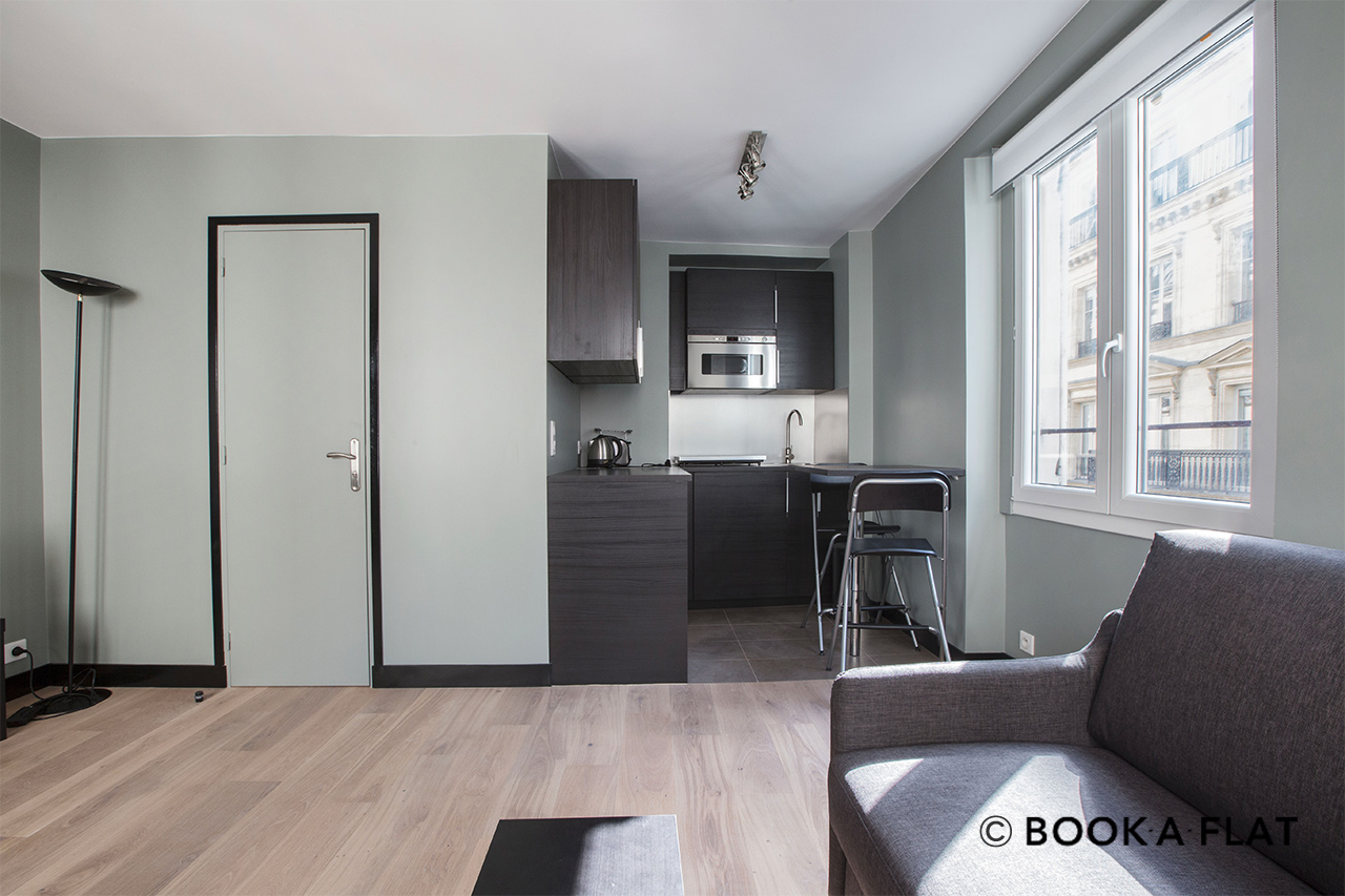 Appartement Paris Rue Saint Lazare 13