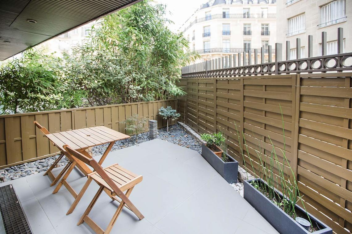 Appartement Paris Avenue Foch 15