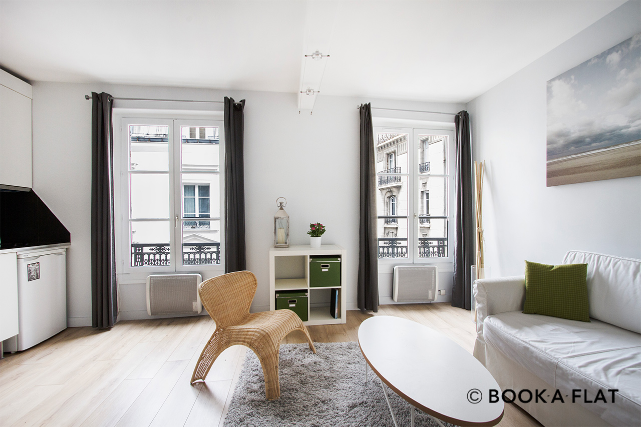Appartement Paris Rue des Dames 3