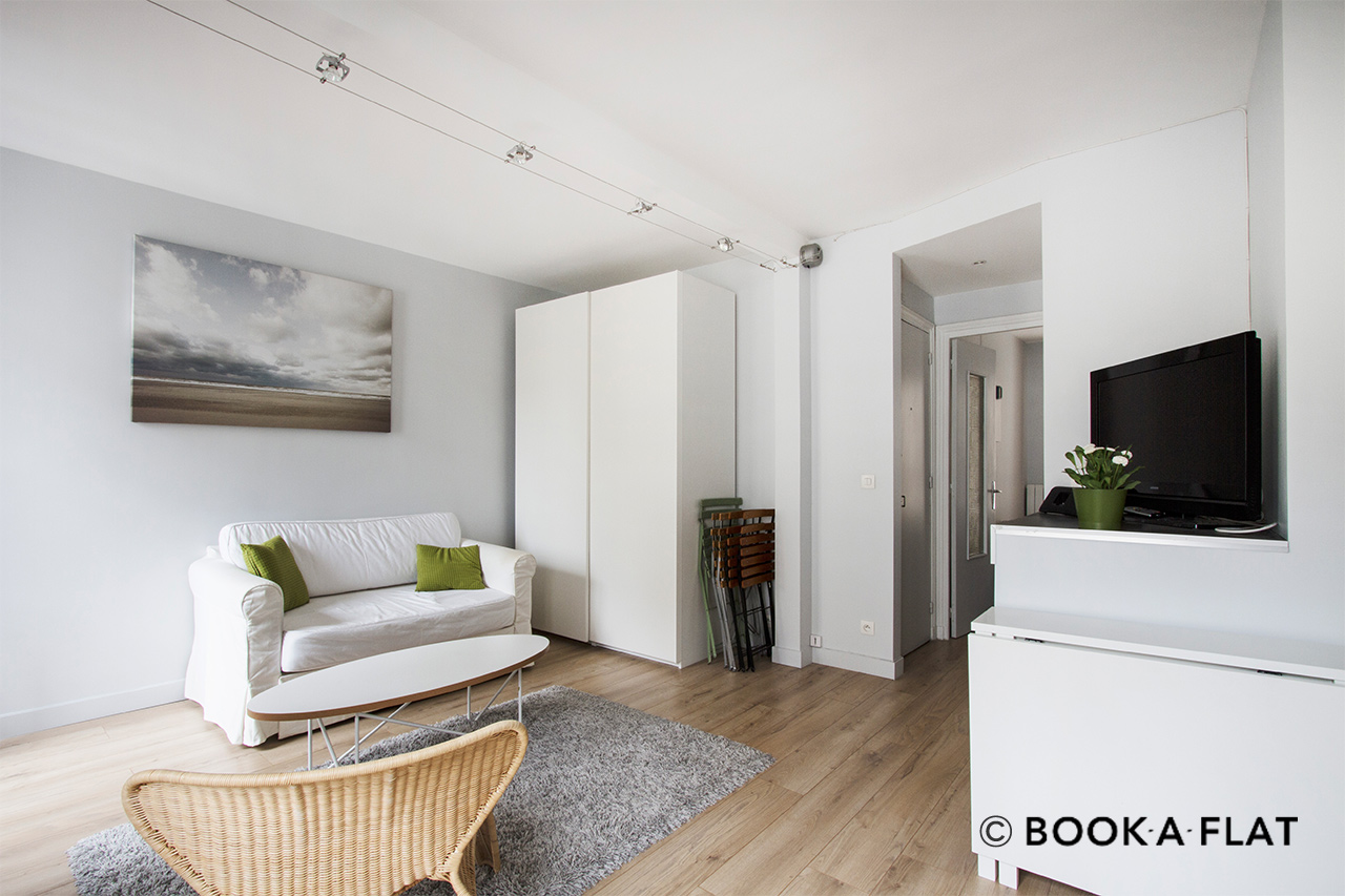 Appartement Paris Rue des Dames 6