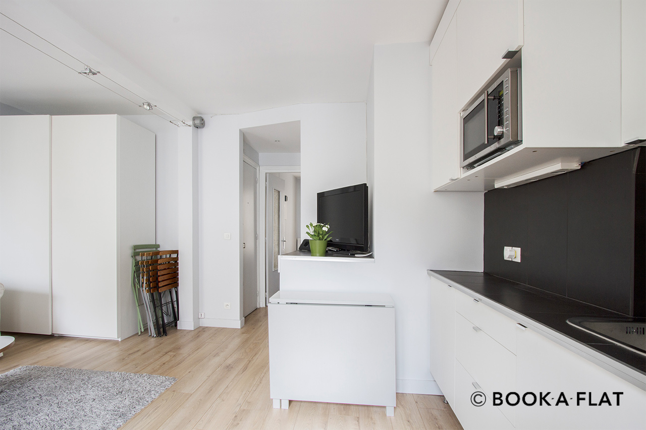 Appartement Paris Rue des Dames 7
