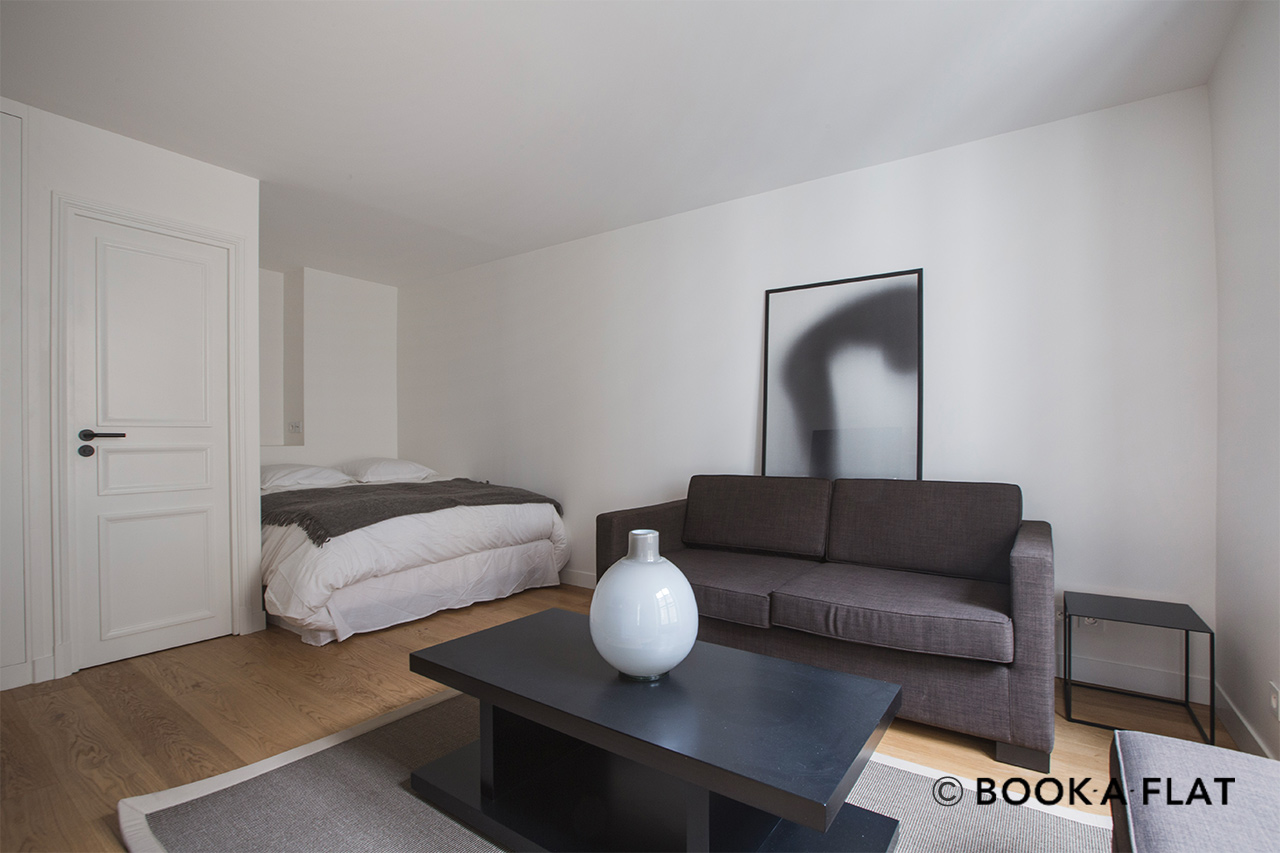 Paris Rue Corneille Apartment for rent