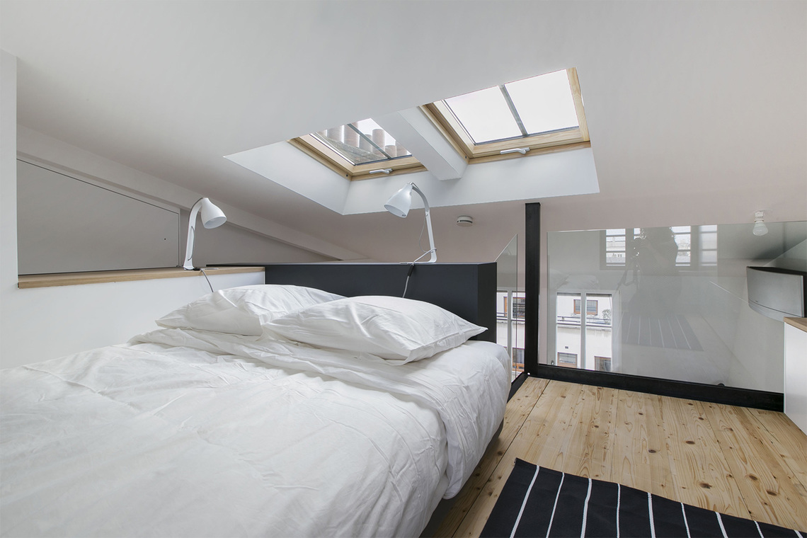 Appartement Paris Rue Lacépède 10