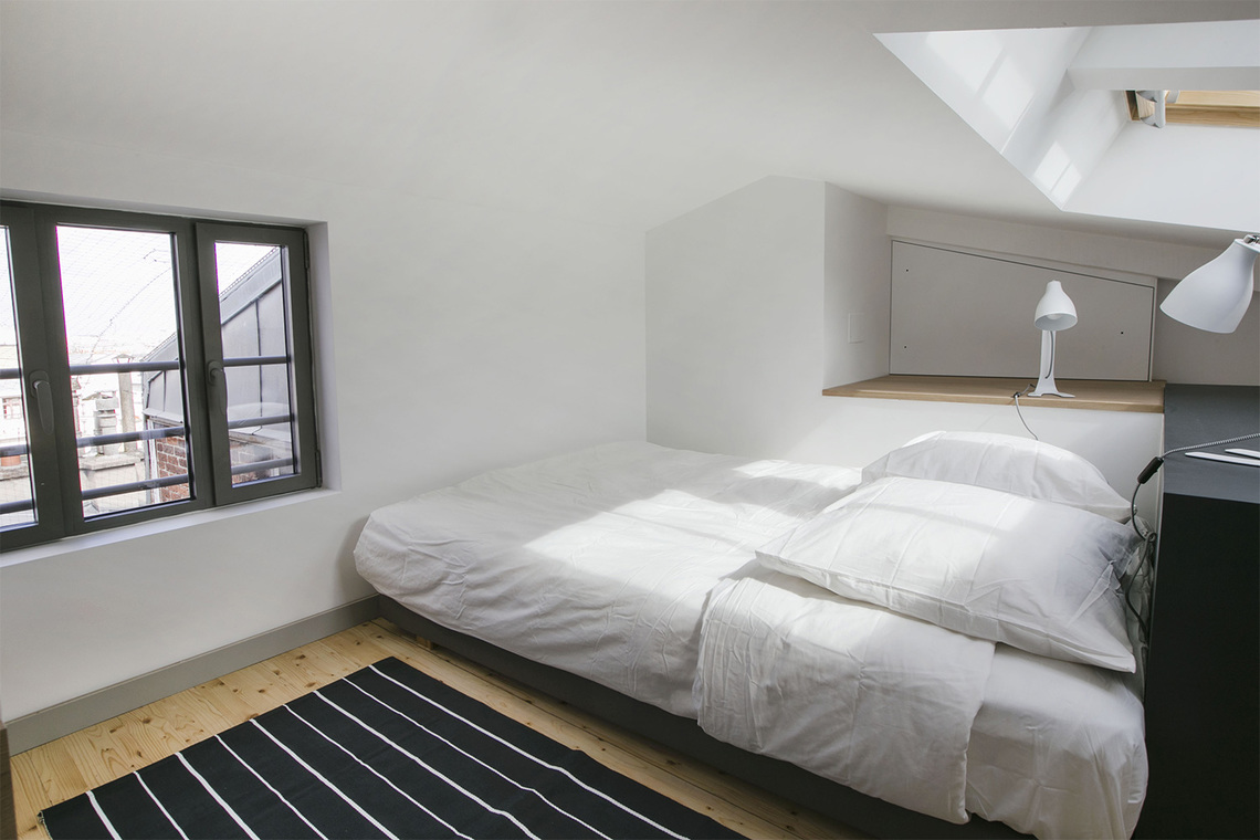 Appartement Paris Rue Lacépède 11