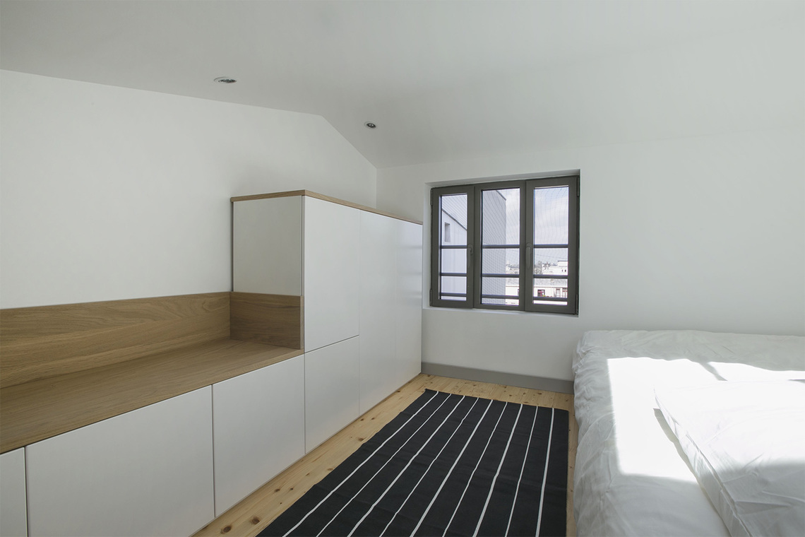Appartement Paris Rue Lacépède 12
