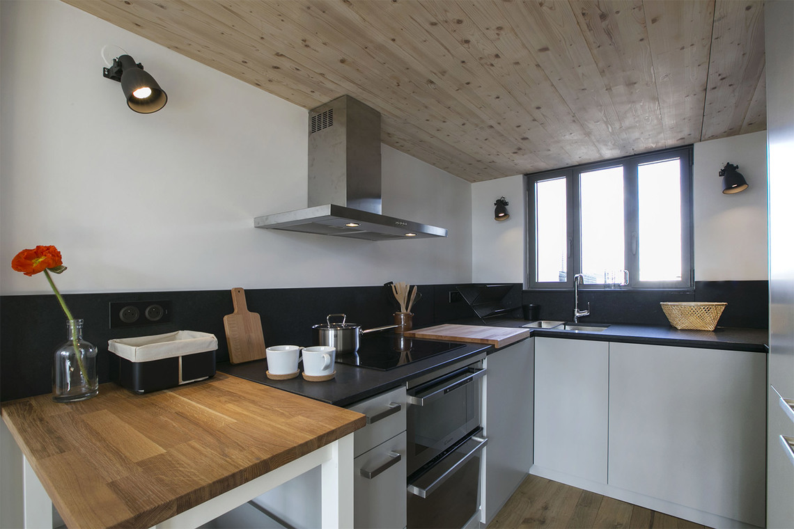 Appartement Paris Rue Lacépède 6