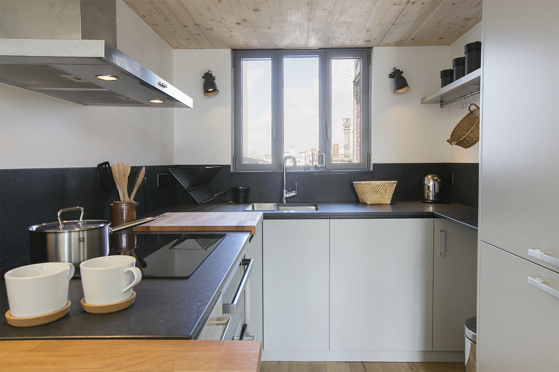 Appartement Paris Rue Lacépède 7