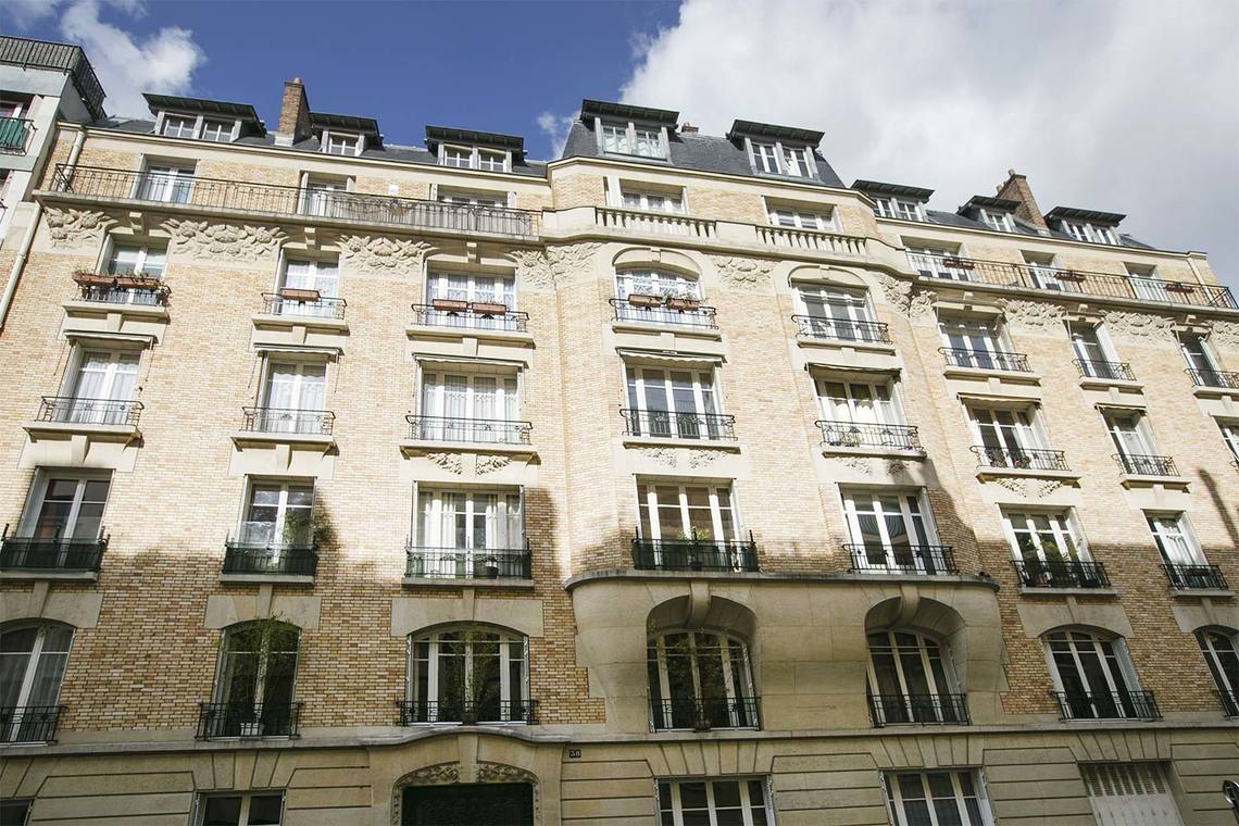 Appartement Paris Rue Lacépède 14