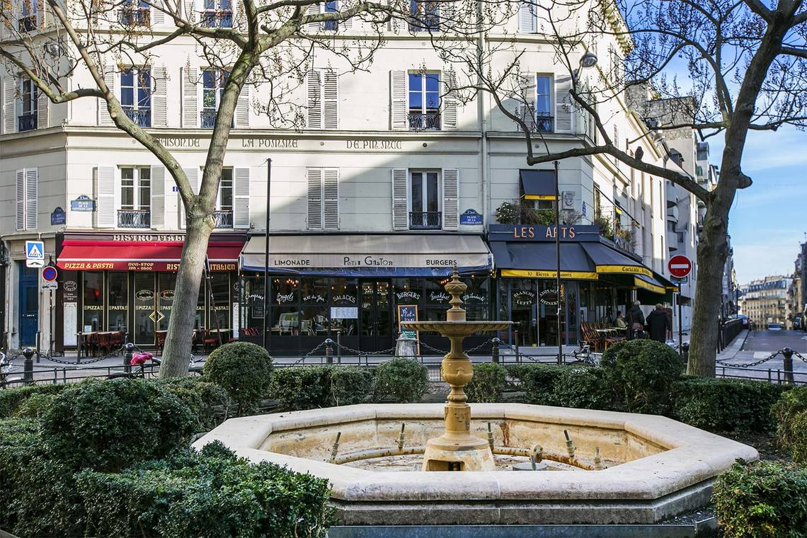 Appartement Paris Rue Lacépède 15