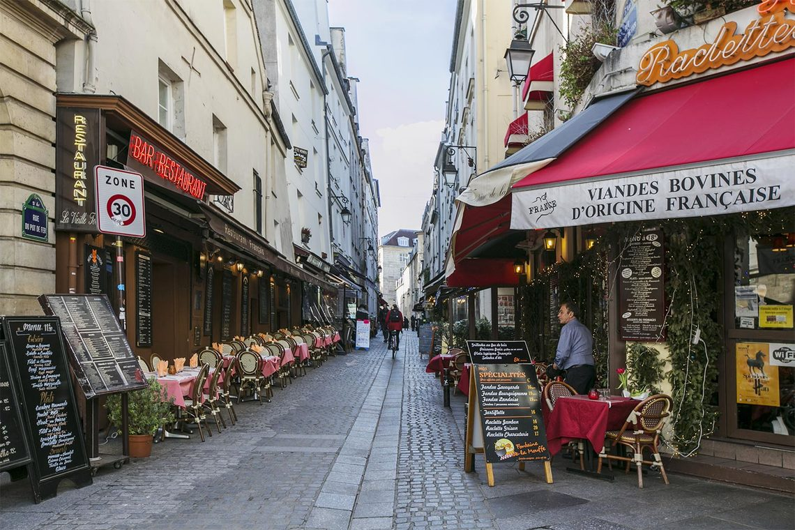 Appartement Paris Rue Lacépède 16