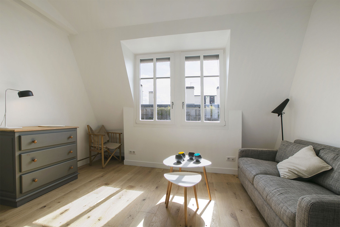 Appartement Paris Rue Lacépède 2