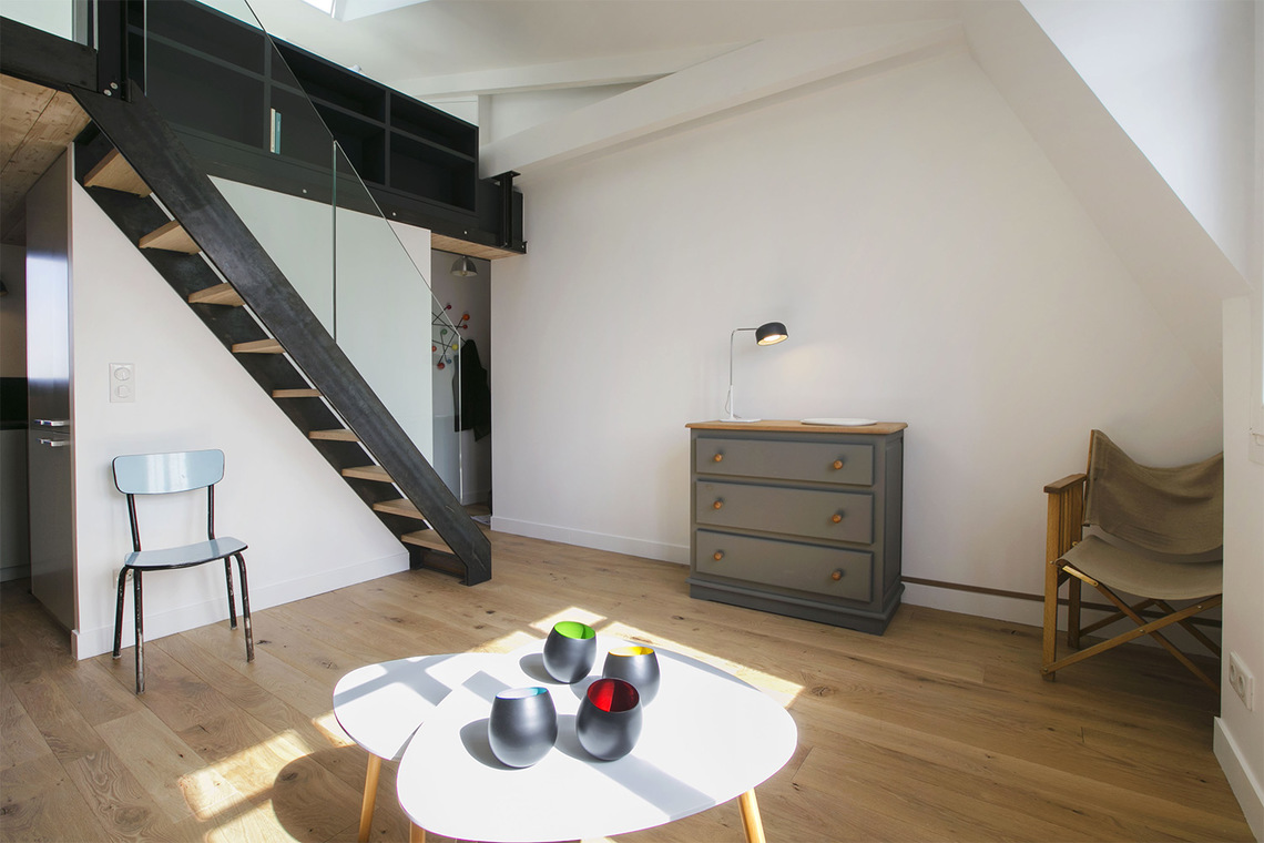 Appartement Paris Rue Lacépède 3