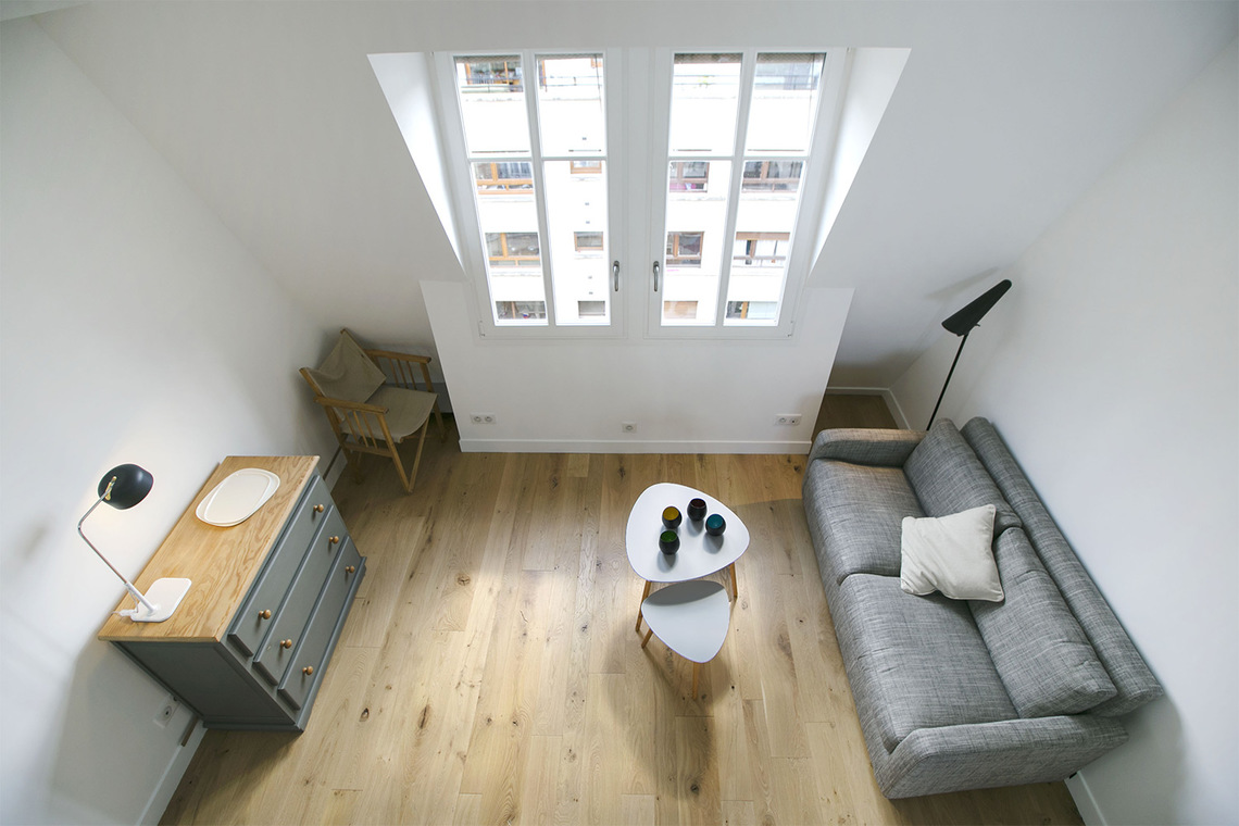 Appartement Paris Rue Lacépède 5