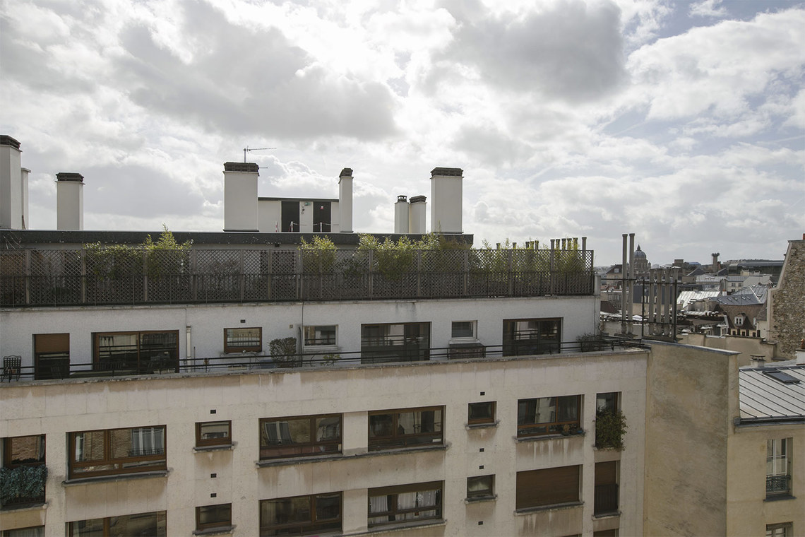 Appartement Paris Rue Lacépède 13