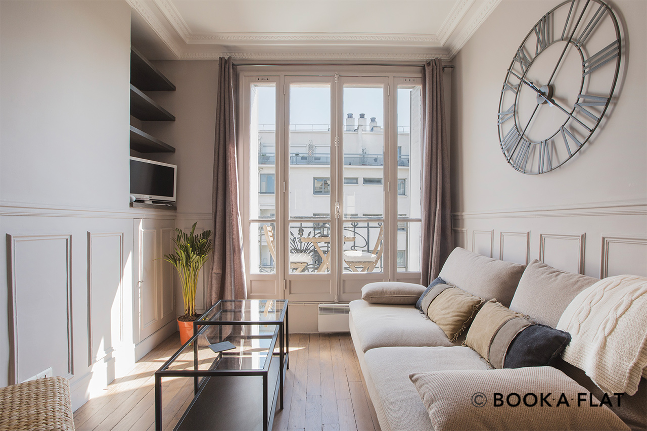 Appartement Paris Avenue Simon Bolivar 2