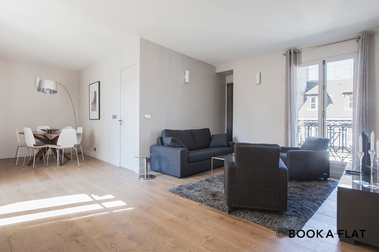 Furnished apartment for rent Paris Rue de Buci