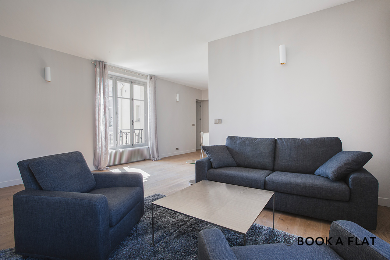 Apartment Paris Rue de Buci 2